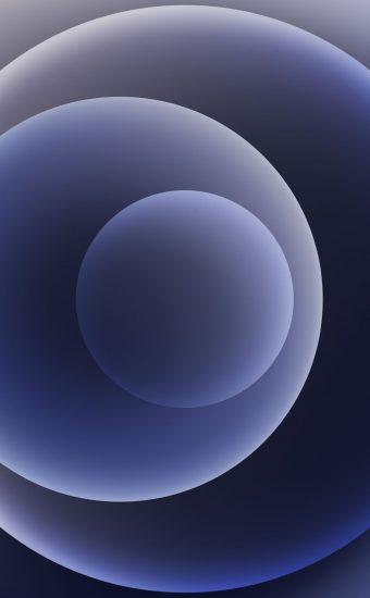 Apple iPhone 12 Stock Wallpaper [1356x2934] - 05