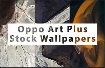 Oppo Art Plus Stock Wallpapers