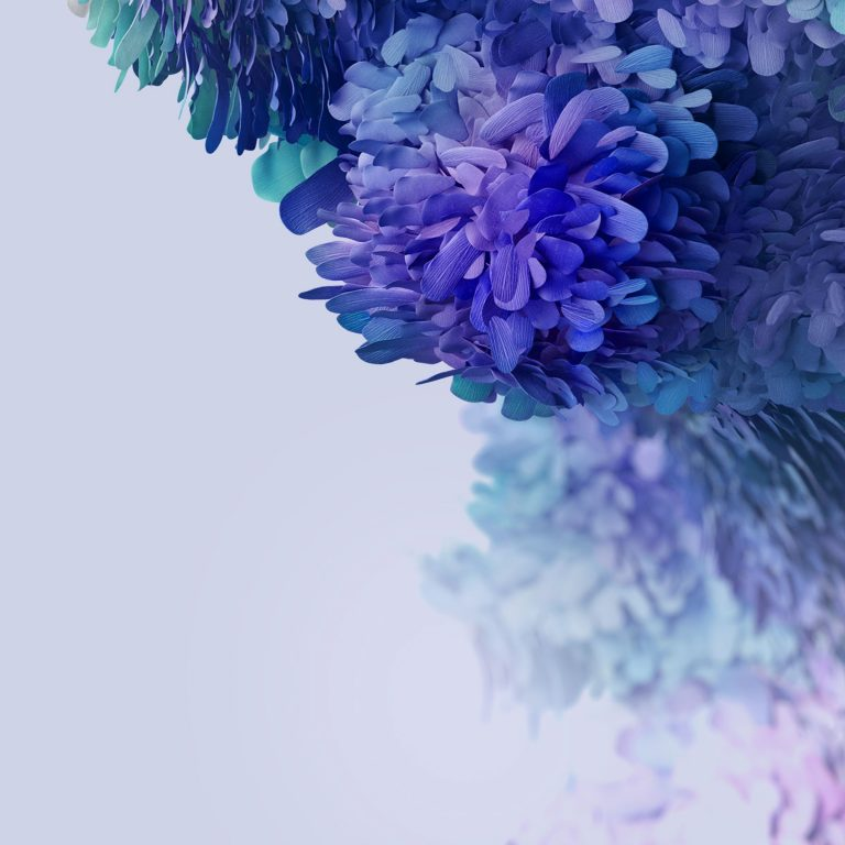 Samsung Galaxy S20 FE Stock Wallpaper 2400x2400 07 768x768