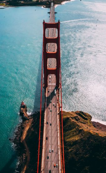 Golden Gate Bridge Wallpaper 1440x2560 04 340x550
