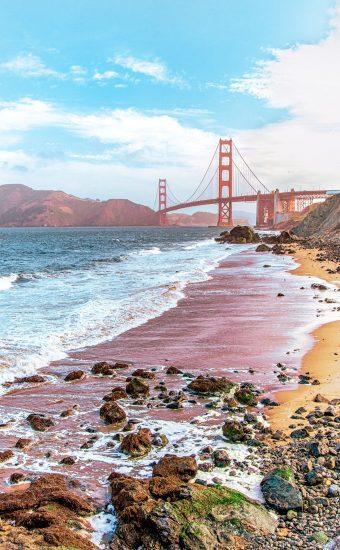 Golden Gate Bridge Wallpaper 1440x2560 05 340x550