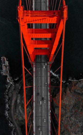 Golden Gate Bridge Wallpaper 1440x2560 06 340x550