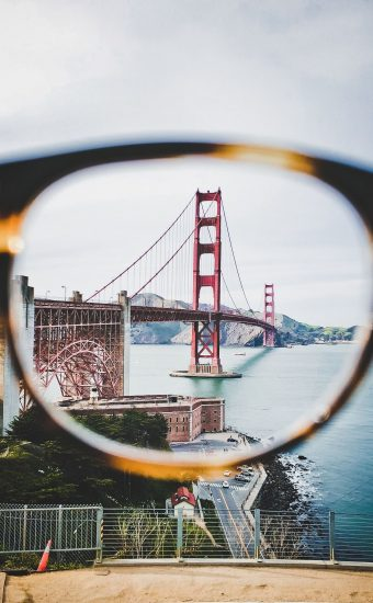 Golden Gate Bridge Wallpaper 1440x2560 21 340x550