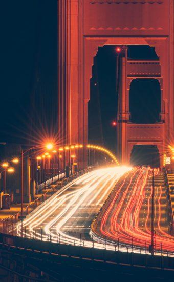 Golden Gate Bridge Wallpaper 1927x2890 23 340x550