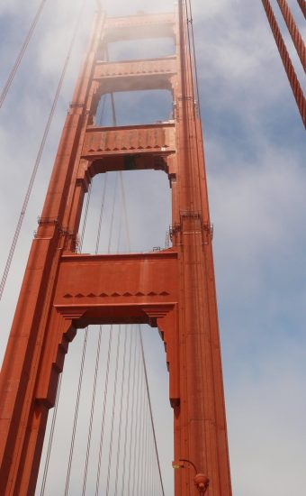 Golden Gate Bridge Wallpaper 2448x3264 15 340x550