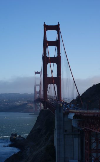 Golden Gate Bridge Wallpaper 2592x3872 16 340x550