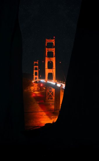 Golden Gate Bridge Wallpaper 3330x4990 20 340x550