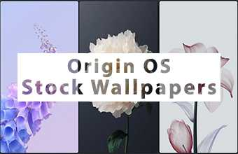 Download Origin OS Stock Wallpapers [FHD+]