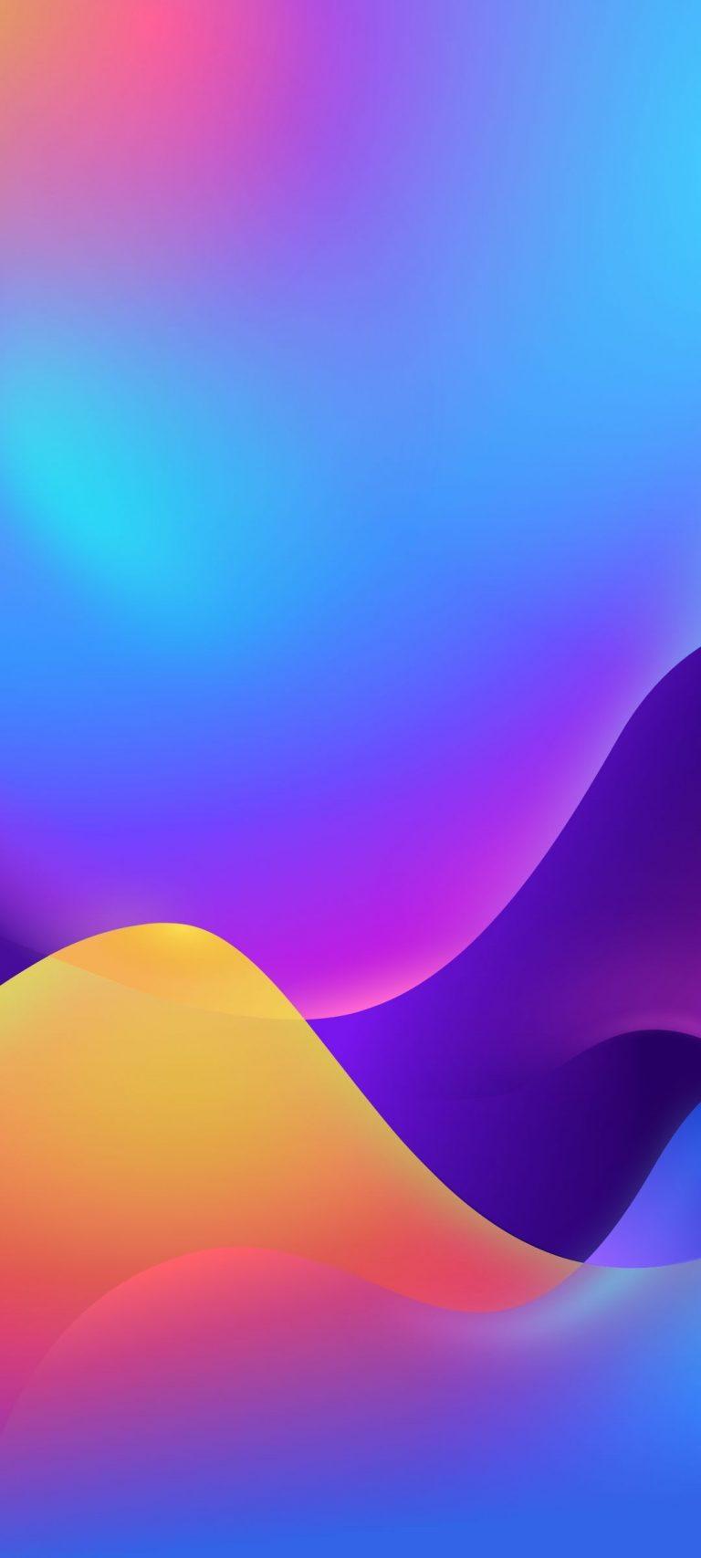 Realme UI 2.0 Stock Wallpaper [1080x2400] - 02