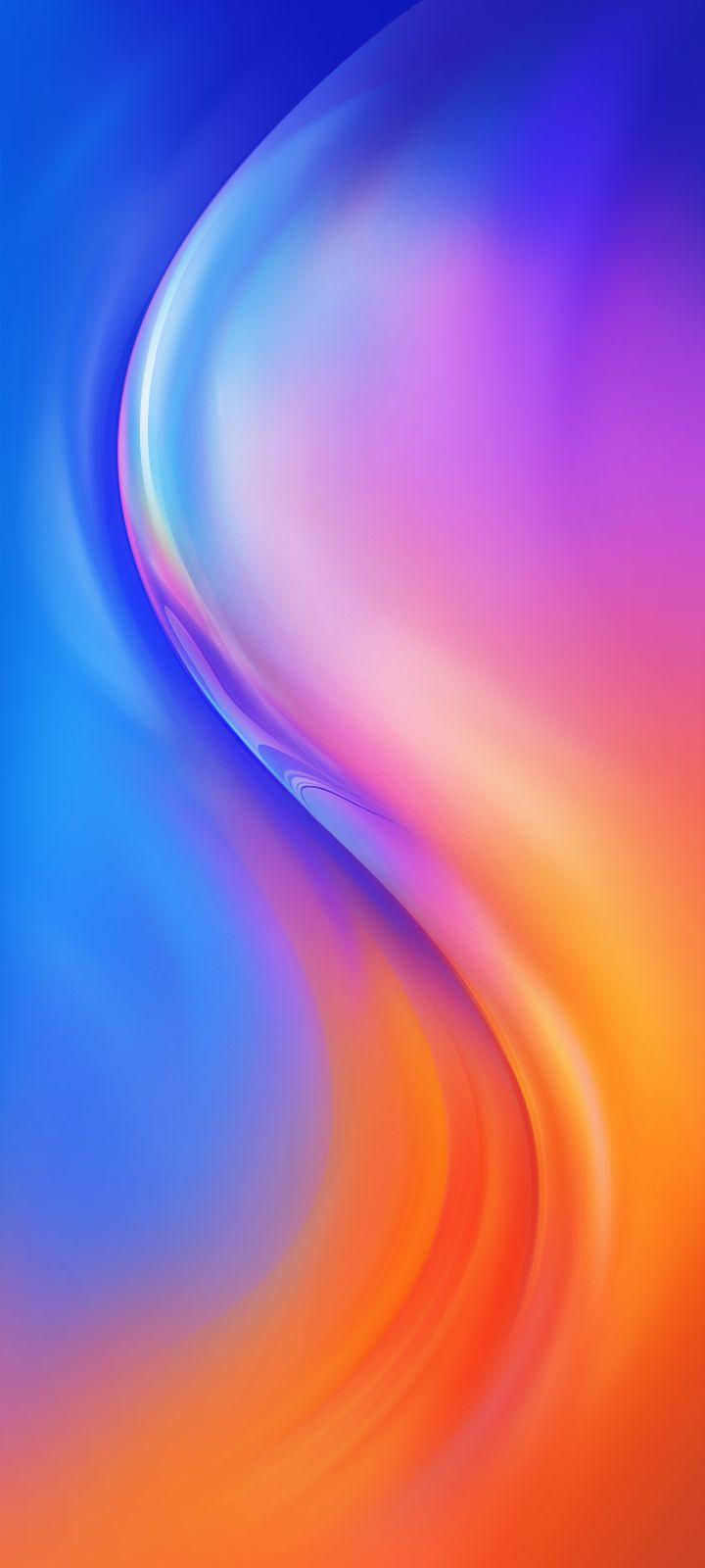 Tecno Spark Go 2020 Stock Wallpaper [720x1600] - 01