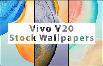 Vivo V20 Stock Wallpapers