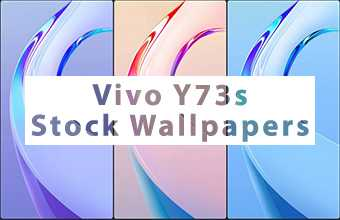 Vivo Y73s Stock Wallpapers