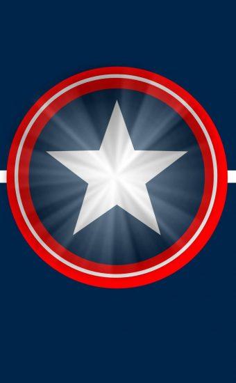Captain America Wallpaper [1033x2180] - 026