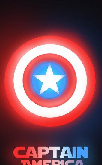 Captain America Wallpaper [1080x2280] - 018