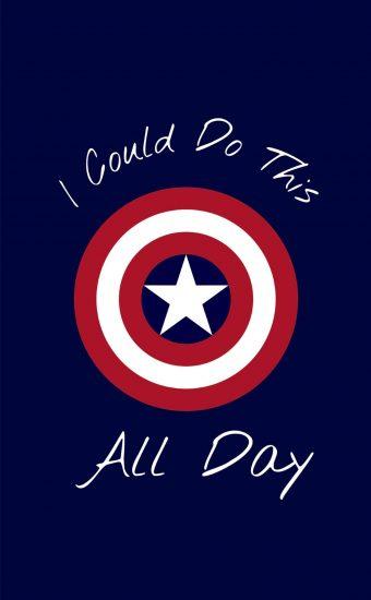 Captain America Wallpaper [1440x2560] - 020