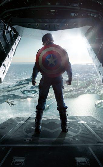 Captain America Wallpaper [1536x2732] - 001