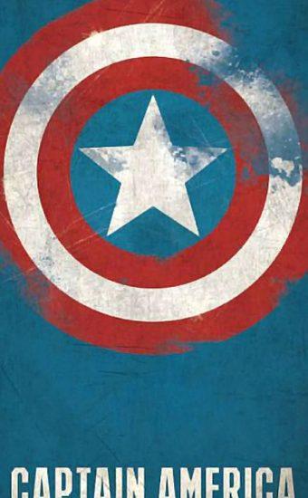 Captain America Wallpaper [632x1334] - 021