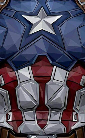 Captain America Wallpaper [720x1280] - 012