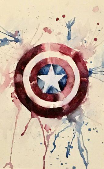 Captain America Wallpaper [737x1084] - 017