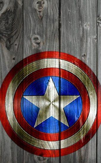 Captain America Wallpaper [909x1920] - 005