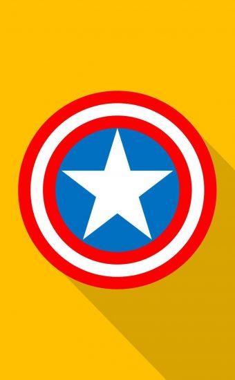 Captain America Wallpaper [909x1920] - 029