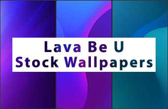 Lava Be U Stock Wallpapers