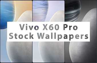 Vivo X60 Pro Stock Wallpapers