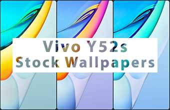 Vivo Y52s Stock Wallpapers