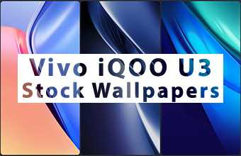 Vivo iQOO U3 Stock Wallpapers