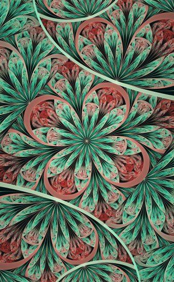 iPhone Flower Wallpaper 001 340x550