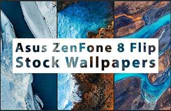 Asus ZenFone 8 Flip Stock Wallpapers