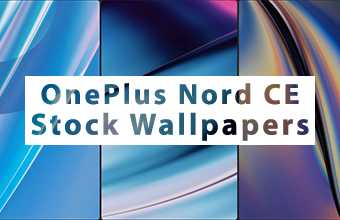 OnePlus Nord CE Stock Wallpapers