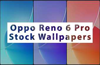 Oppo Reno 6 Pro Stock Wallpapers