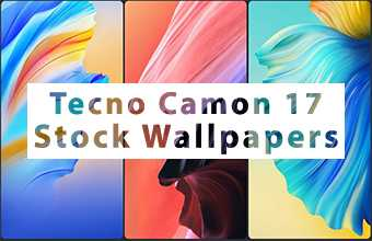 Tecno Camon 17 Stock Wallpapers