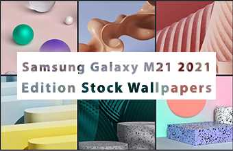 Samsung Galaxy M21 2021 Edition Stock Wallpapers